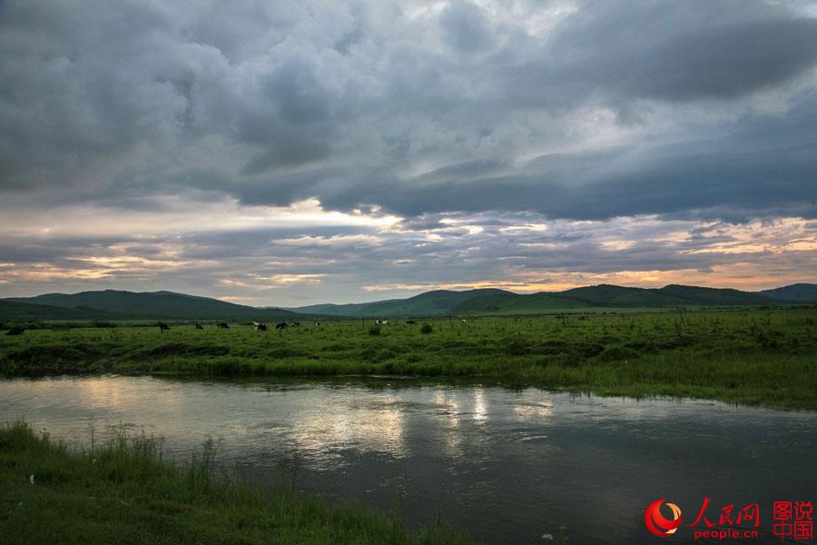 Beautiful Hulunbuir Grassland - China.org.cn