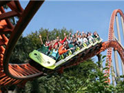 Amusement parks prepare for holiday period