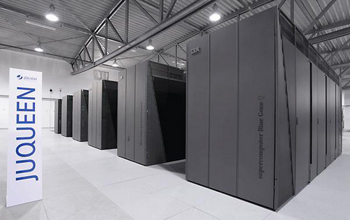 JUQUEEN, one of the 'Top 10 supercomputers in the world 2015' by China.org.cn.