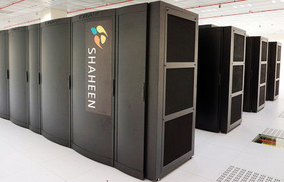 Shaheen II, one of the 'Top 10 supercomputers in the world 2015' by China.org.cn.