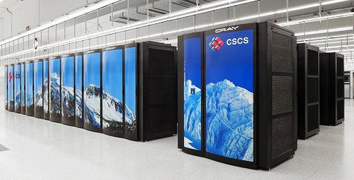 Piz Daint, one of the 'Top 10 supercomputers in the world 2015' by China.org.cn.