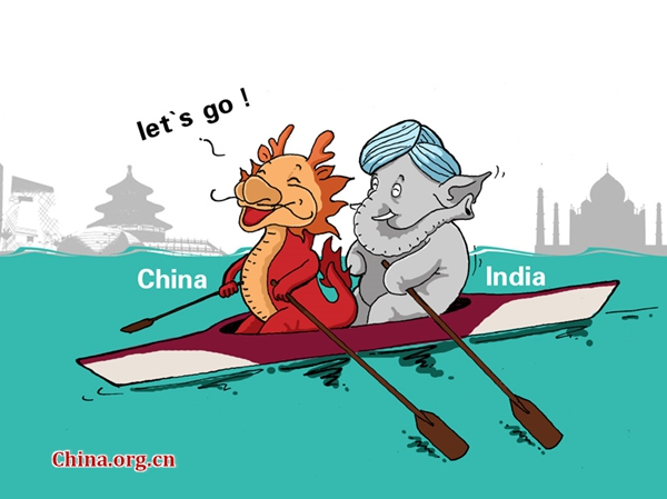 sino indian relations