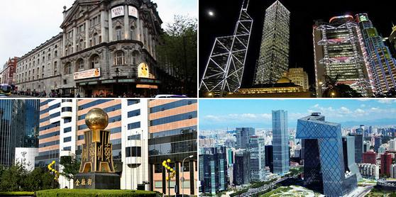 Top 10 most expensive office space markets in the world