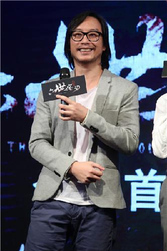 Danny Pang. [Photo provided to China Daily]