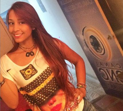 File photo of Juliana Lopez. [File Photo: Xinhua]