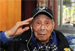 China-veteran pilot recalls World War II