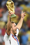 Germany's World Cup hero fighting for his future