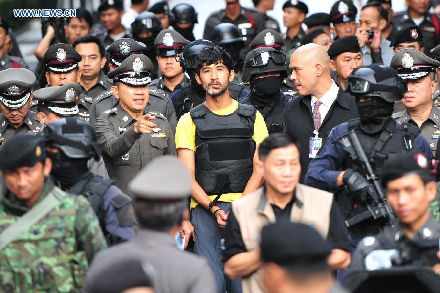 thai luder escorte
