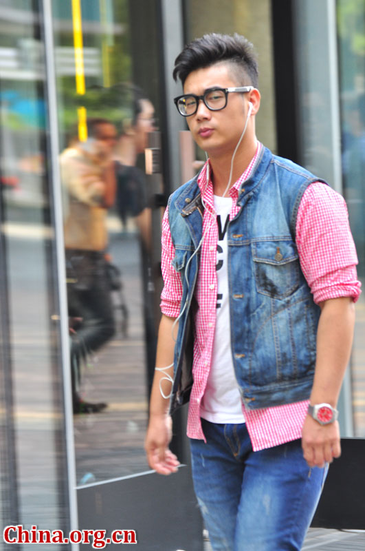 Beijing Style Coolest Hairstyles In