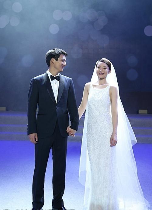 Celebrities\' favorite wedding gown brands- China.org.cn