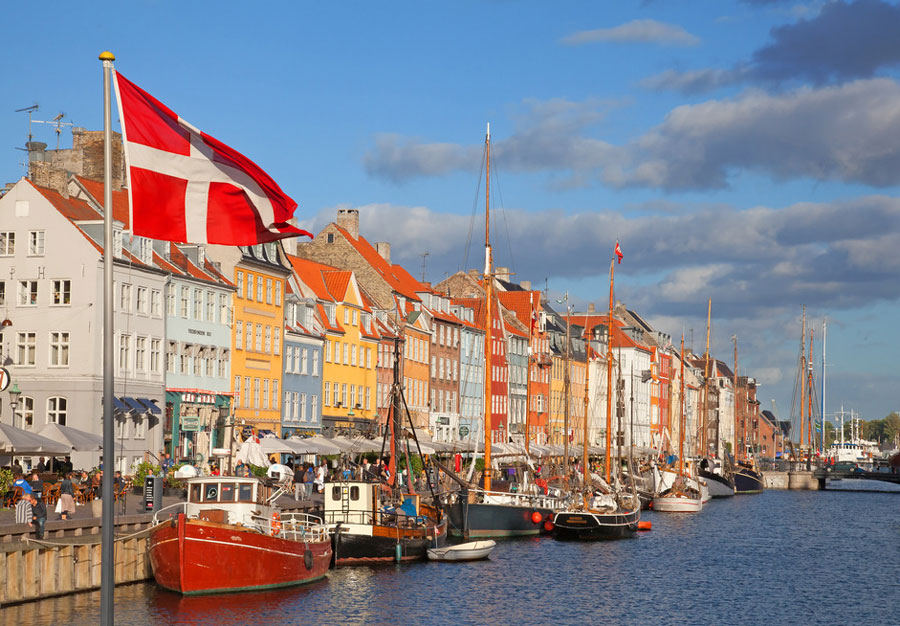Denmark has signed an agreement over the participation in the Asian Infrastructure Investment Bank. [File Photo: qq.com]