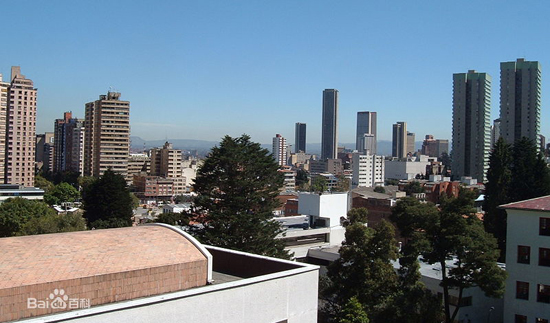 Bogotá, one of the 'top 10 cities with longest working hours' by China.org.cn.