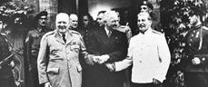 La Proclamación de Potsdam