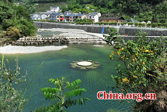 Yichang, Hubei Province, one of the 'top 10 best-performing third-tier cities in China' by China.org.cn.