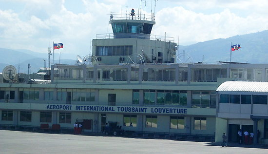 ToussaintLouverture International Airport, one of the 'top 10 worst airports for sleeping' by China.org.cn.