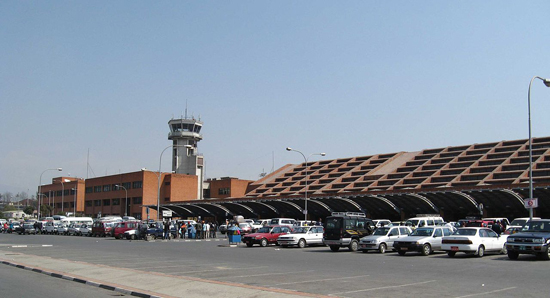 Tribhuvan International Airport, one of the 'top 10 worst airports for sleeping' by China.org.cn.