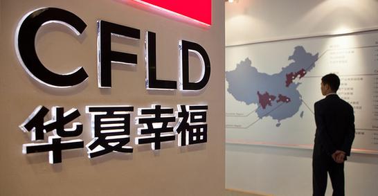 China Fortune Land Development. Foto: China.org.cn