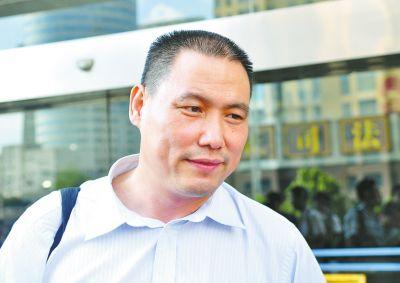 Pu Zhiqiang.[File photo]