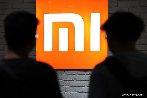 Reporters visit the first Xiaomi store opened in Taipei, China's Taiwan, Aug 6, 2015.[Photo/Xinhua]