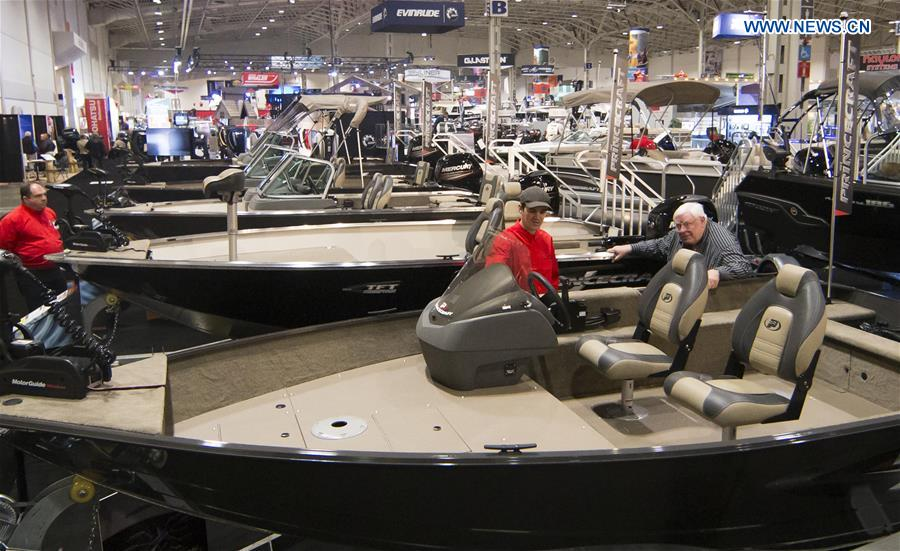 D Printing Exhibition Toronto : Toronto international boat show attracts visitors
