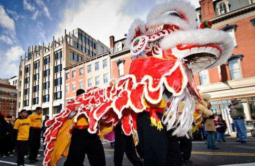China's Lunar New Year celebration held in Washington DC