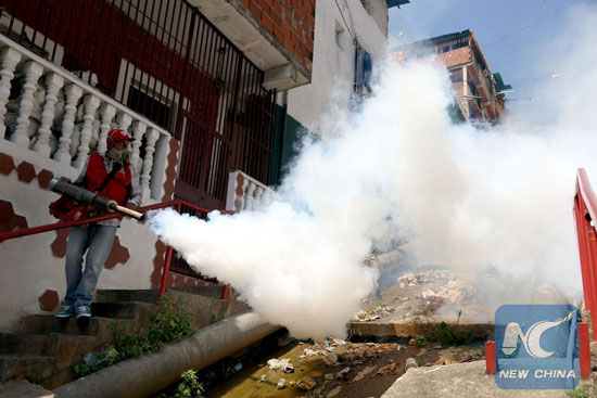 Brazil on frontlines of war against Zika virus - China org cn