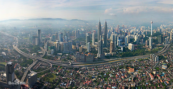 Kuala Lumpur, one of the 'top 10 city destinations in the world' by China.org.cn.
