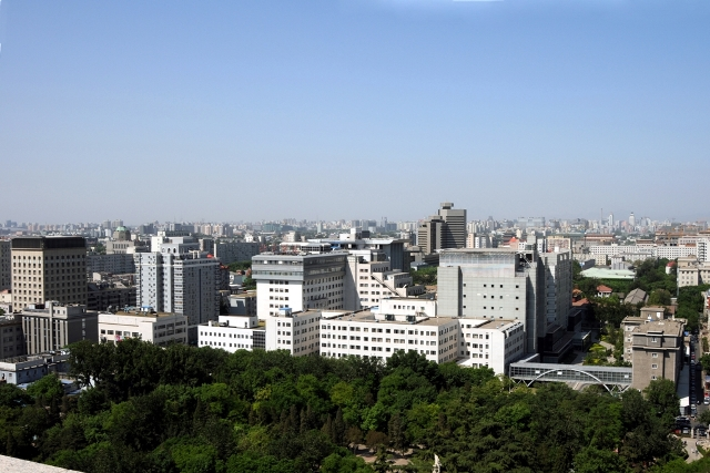 Beijing Hospital , one of the 'Top 5 hospitals for cardiovascular care in Beijing' by China.org.cn.