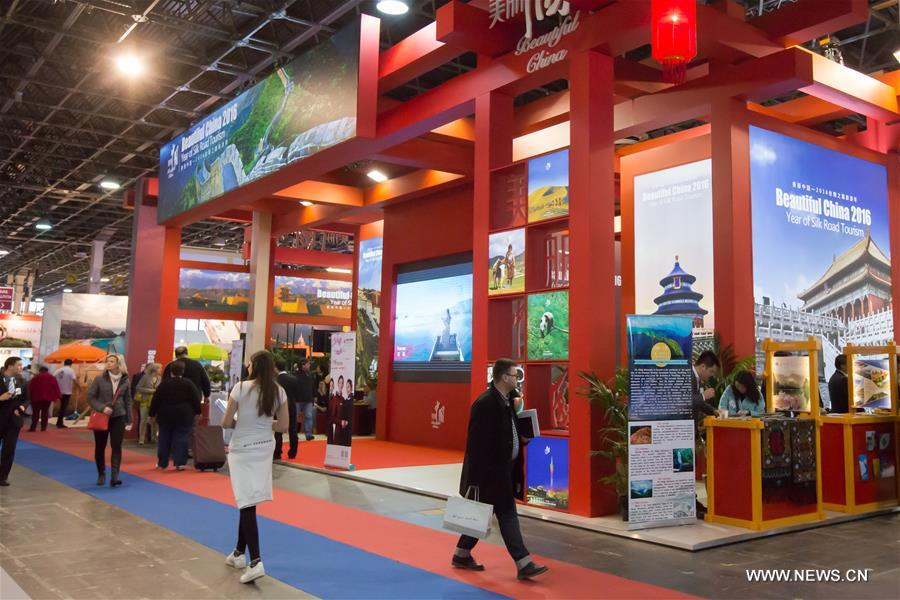 Tourism Exhibition Booth Design : Travel int l tourism exhibition kicks off in