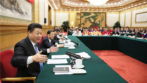 Xi calls for structural reform, agricultural modernization