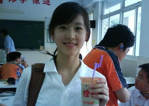 Zhang Zetian, one of the 'Top 10 web celebrities in China' by China.org.cn