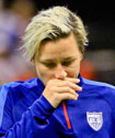 Soccer star Wambach arrested for DUI, apologizes