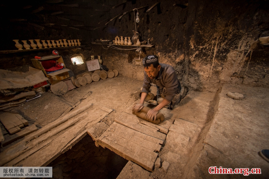 Traditional Handicrafts In Kashgar China Org Cn