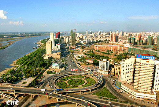 Heilongjiang, one of the 'Top 10 worst provinces to buy a house in China' by China.org.cn