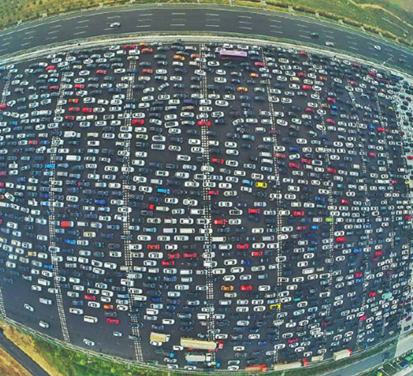 solution to traffic congestion how to reduce road traffic congestion in order to reduce traffic congestion, one of the solutions is to adjust the transportation system, this can be done by increasing the supply, in this case the supply is the number of roads or road capacity.