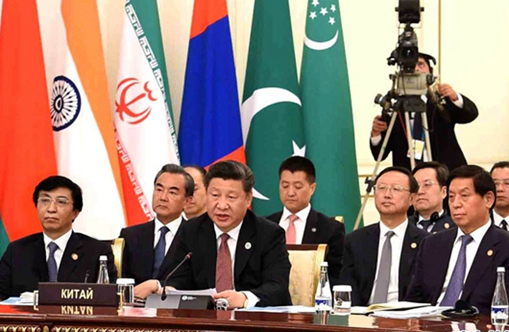 President Xi urges SCO members to expand cooperation