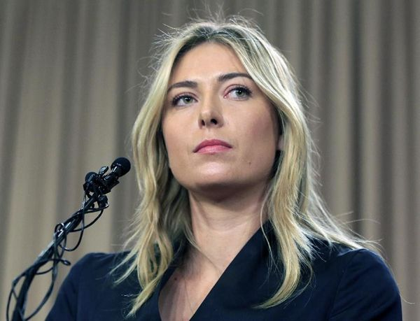 Sharapova out of Rio as CAS delays doping decision