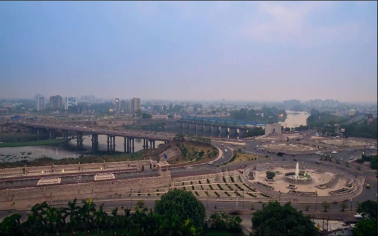 Lucknow, India, one of the 'top 10 cities for housing prices growth' by China.org.cn.
