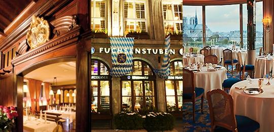 世界上最古老的十个餐厅