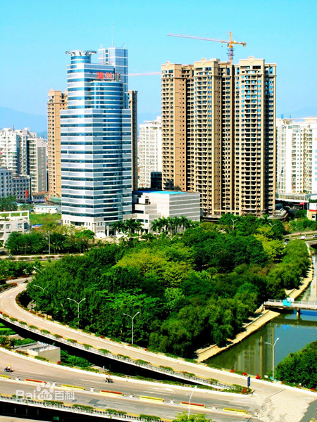 Zhangzhou, Fujian Province, one of the 'top 10 Chinese cities with best investment environment' by China.org.cn.