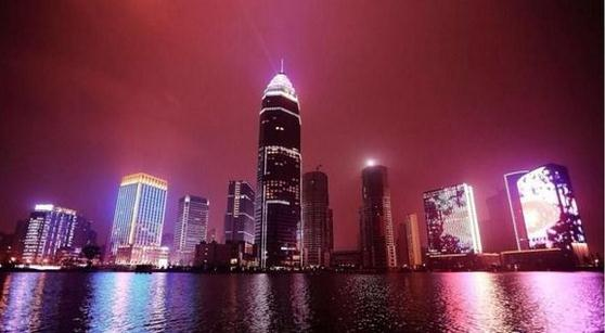 Shaoxing, Zhejiang Province, one of the 'top 10 cleanest cities in China' by China.org.cn.