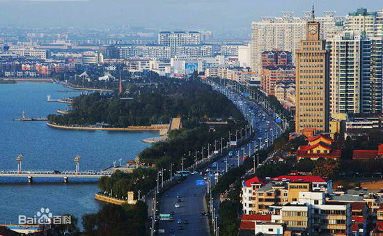 Yixing, Jiangsu Province, one of the 'top 10 most economically competitive Chinese counties' by China.org.cn.