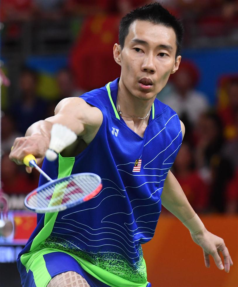 Chen Long claims badminton gold China
