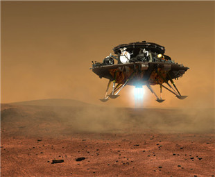 China unveils Mars probe, rover for 2020 mission