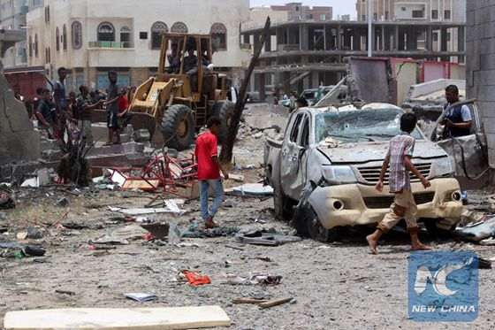 Isis Attack Kills 54 in Yemen