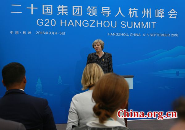 Obama, Putin Meet on Sidelines of G-20 Summit in China's Hangzhou