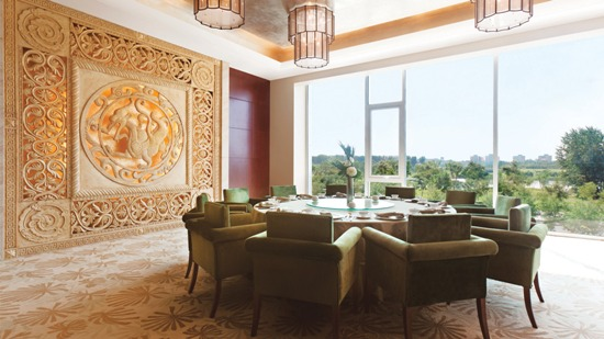 Ming Court, one of the 'Top 10 restaurants in Beijing 2016' by China.org.cn