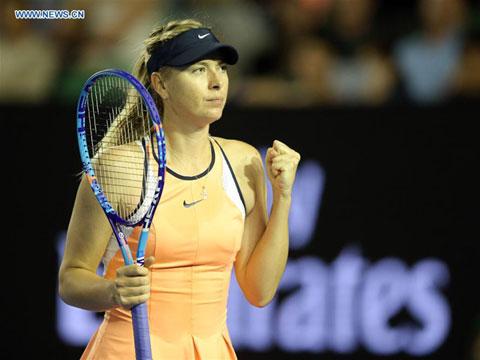 ITF blasts Sharapova for 'making example of me' doping rap