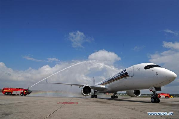 Stratasys to provide 3D printing material for Airbus' A350 XWB aircraft programme
