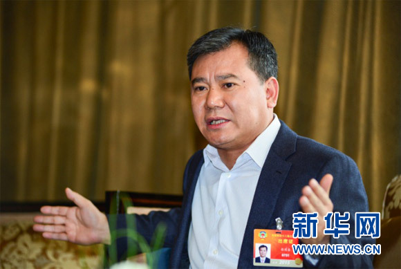 Zhang Jindong, one of the 'Top 13 richest people in China in 2016' by China.org.cn
